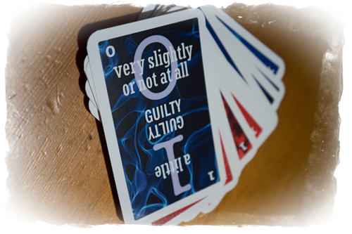 Guilty-Card