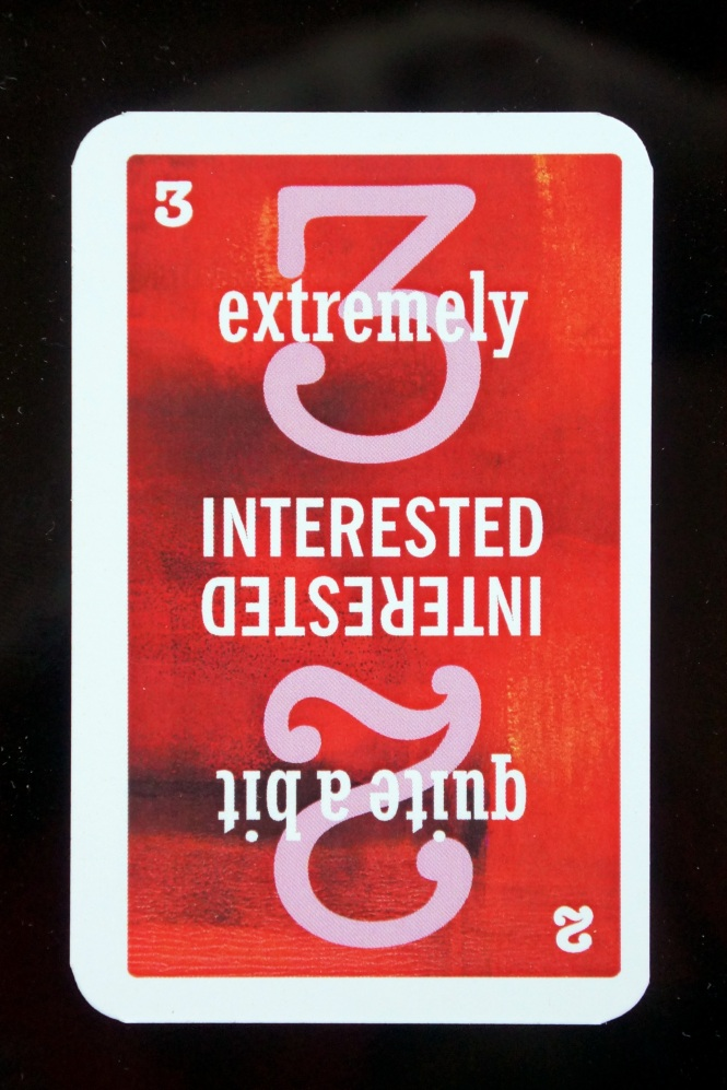 The Interested Card