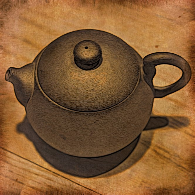 The Little Tea Pot